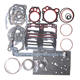 cummins diesel engine NT855 overhaul gasket kit cummins upper lower repair kit 3801330/3801468(4024945)
