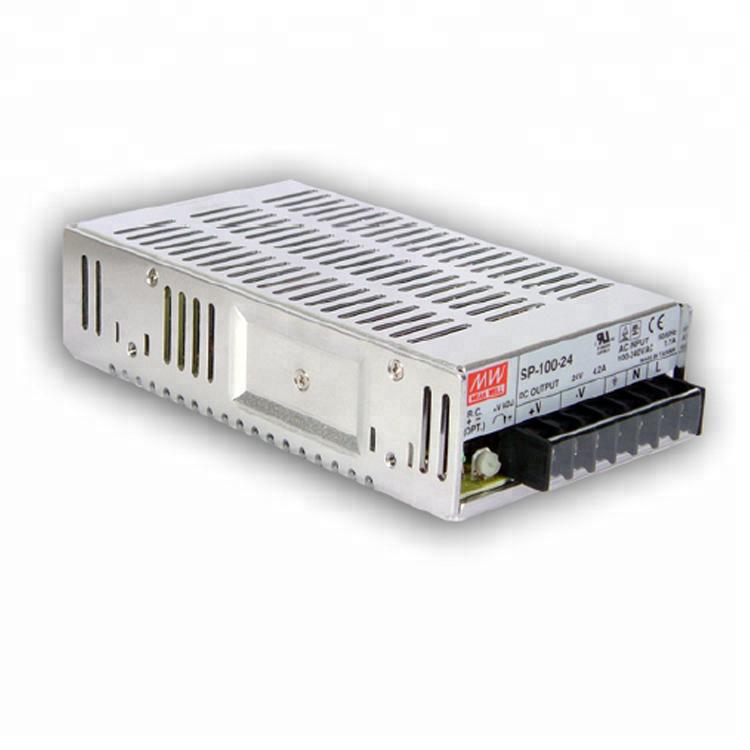 SP-100-7.5 100 Вт 7.5 В AC к DC питания с функцией PFC 100 Вт один выход Закрытые импульсный блок