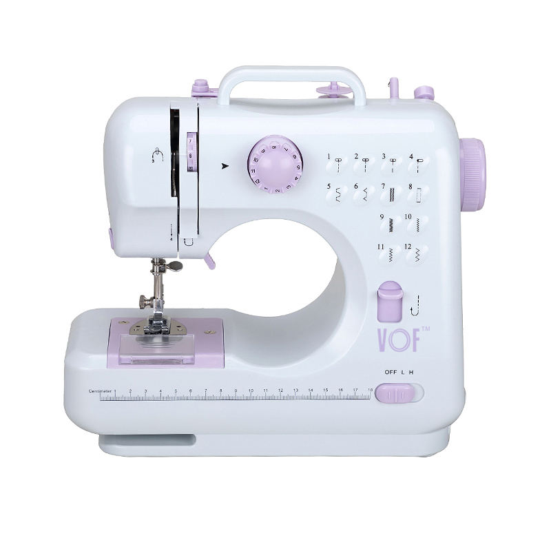 VOF FHSM-505 Fashion Product Household Electric Tailoring Sewing Machine