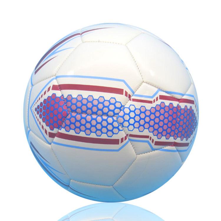 <span class=keywords><strong>Personnalisé</strong></span> coloré taille 5 coupe du monde de football de football de pvc balle