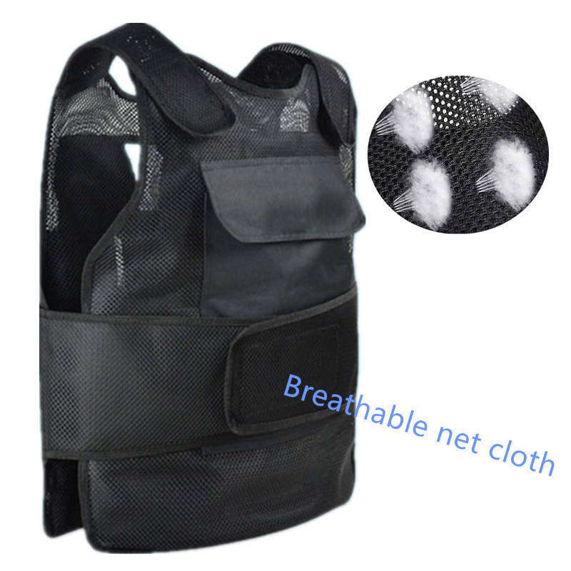 Summer breathable anti knife safety vest stab proof vest