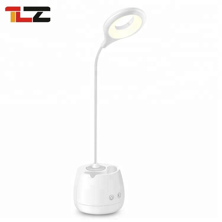工場卸売スマートタッチ on & off ボタン 1200 mah テーブル led ランプ