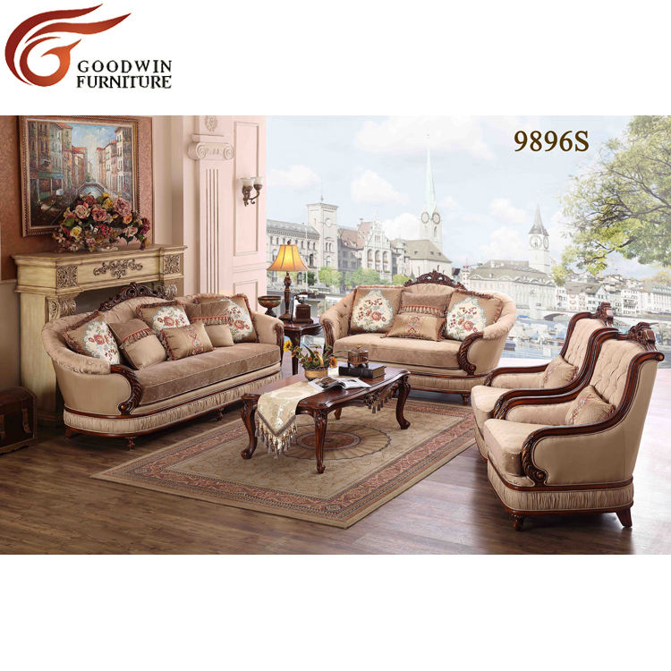 2019 good quality american style latest furniture sofa single sofa pictures of sofa designs 9896S