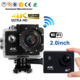 Hot Sale Action Camera 2.0 inch 4 K Waterproof Sports Camera For Go Pro Camera Cam