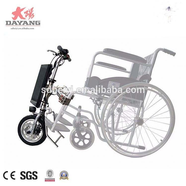 <span class=keywords><strong>Cadeira</strong></span> de rodas carryier preço competitivo 12 polegadas handbike 36 v 250 w elétrico com <span class=keywords><strong>bateria</strong></span> de lítio 8.8Ah para atacado