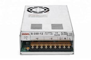 12V 30A Switching Power Supply 350W AC Ke DC 110 V/220 V LED Power Supply untuk strip LED
