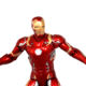 Marvel Character PVC Figure Red Color Collection Toys Action Figure