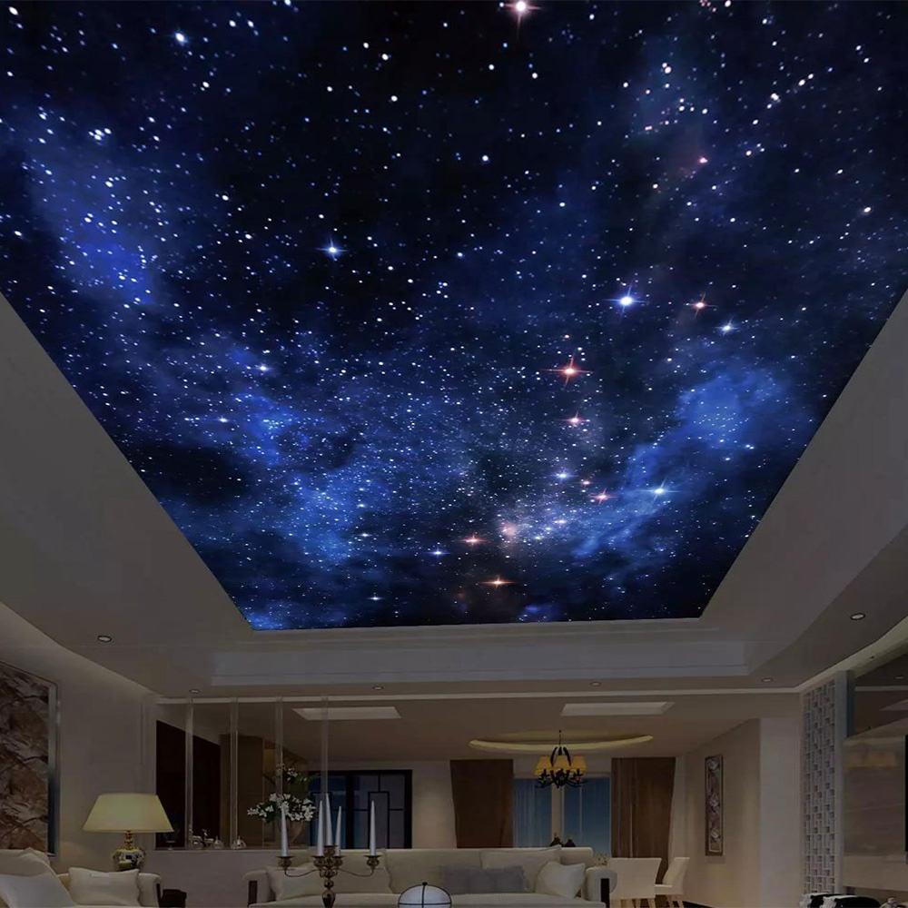 навесные потолки звездное небо фото мало