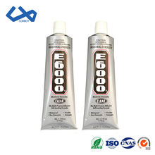 High Quality E6000 Glue 110ml Multipurpose Adhesive Epoxy Resin Diy Jewelry Fix Touch Screen Glue made in usa