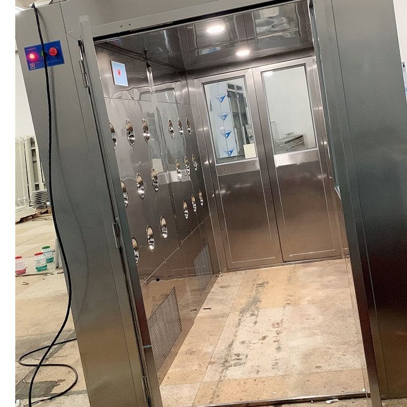 2018 NEW DESIGN Cleanroom Material AIR SHOWER
