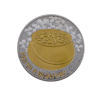 Russian Silver Coin Buddhist Tray Commemorative Metal Coin Holiday Gifts Challenge Coin