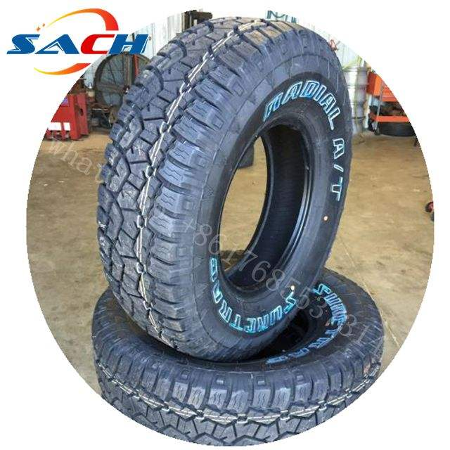 275/65R18 275/65R20 china supplier radial car tire