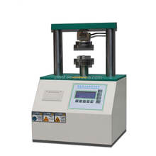 Paper and paperboard ECT RCT compressive strength testing machine