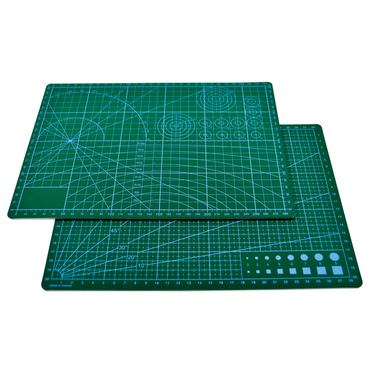 A4 Double Sided Non Slip Self Healing Craft Cutting Mat