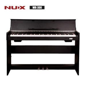 China instrumento musical piano Nux marca 88 teclas de piano elétrico vertical