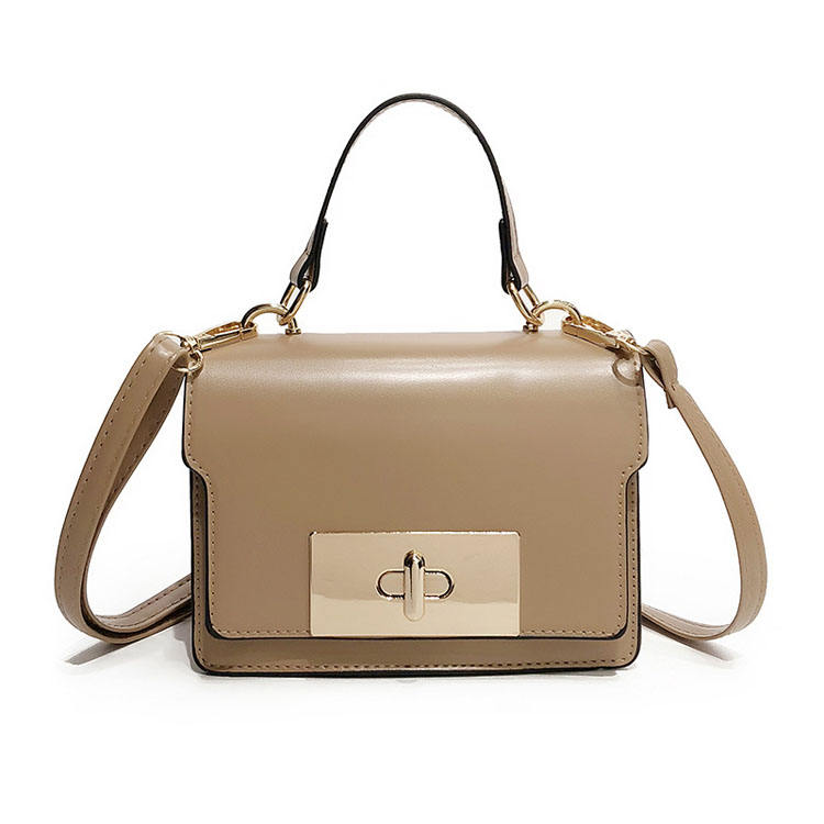 Summer Chain Small Bag Slant Bag Single Shoulder Female Bag,Pink,23X17X7Cm