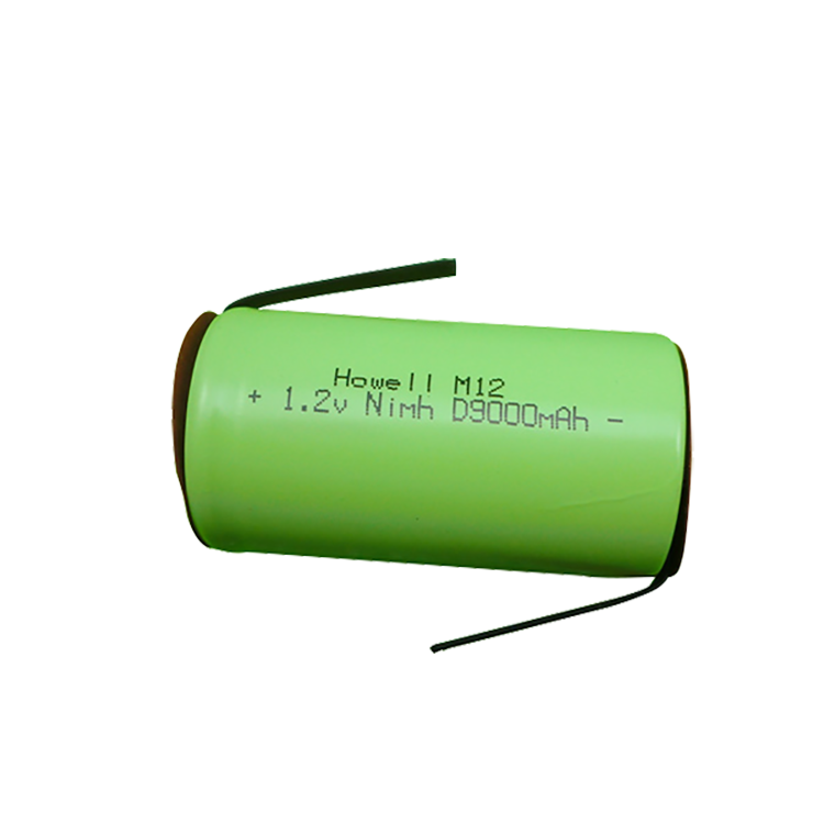 Rechargeable Nimh Battery D 9000mAh