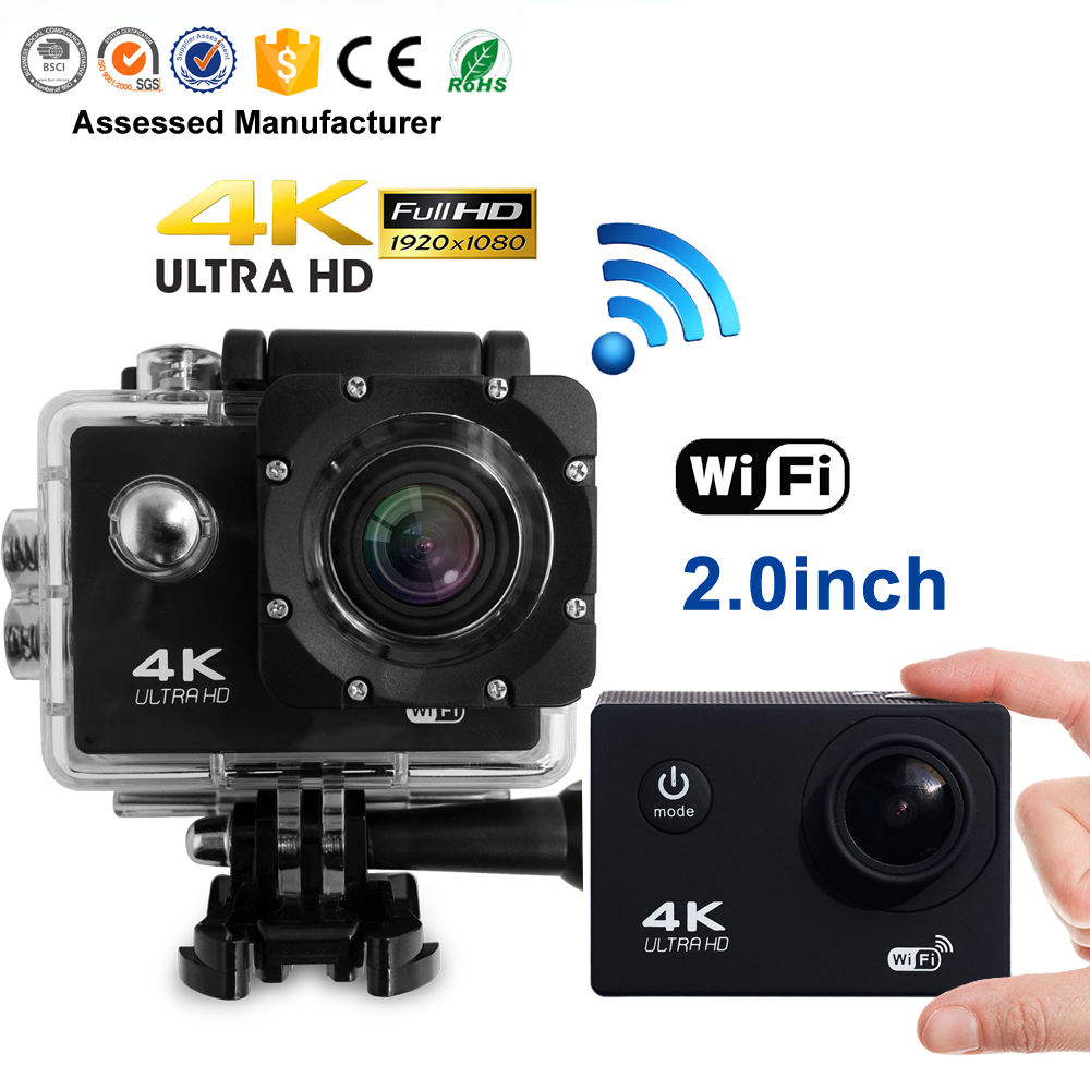RERAND Maximum Cost Performance HD 720P 2.0 Inch Sport DV / Sport Cam / Hd Action Camera