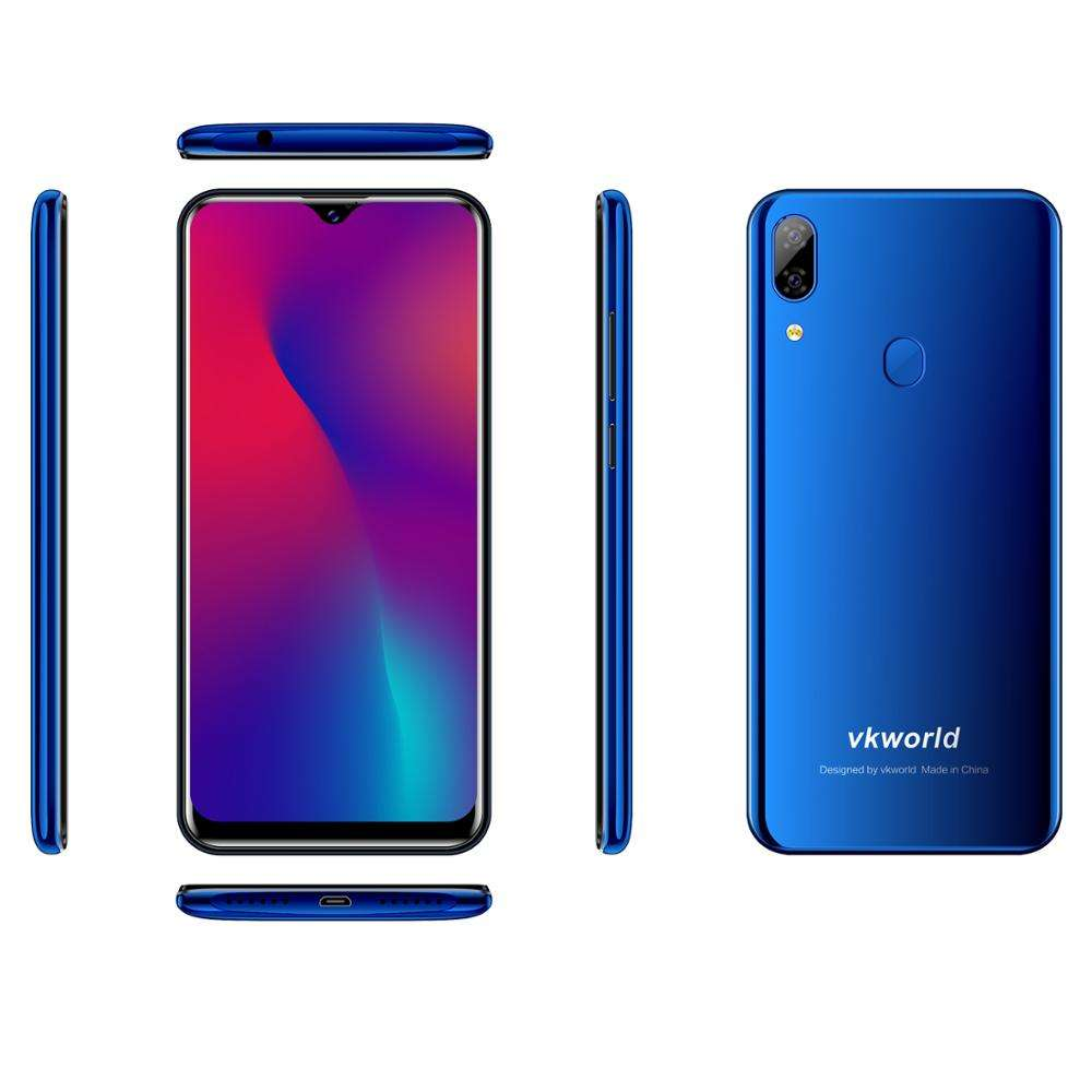 OEM/ODM VKWORLD SD100 Android 9,0 4G LTE smart сотовый телефон 32000 mAh 6,088 дюйма телефона