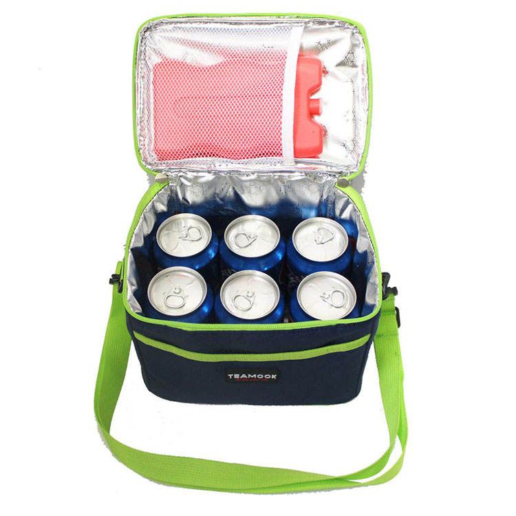 Promotional Factory Price High Quality custom logo lunch box bag cooler