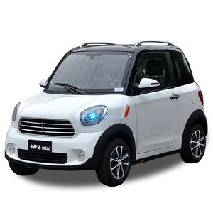 Mini Smart Electric Car Solar Powered Car