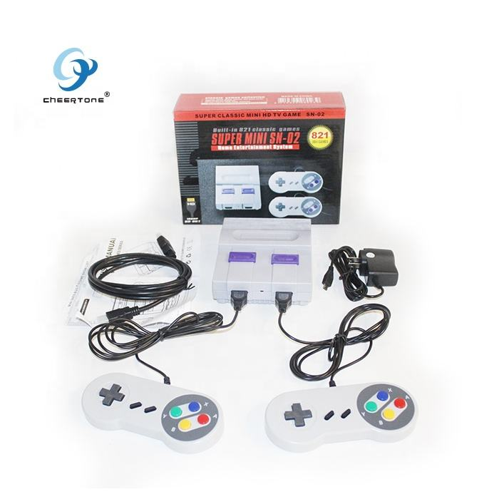 CTT041X 2020 Quality Assurance 8 Bit HD Wholesale Portable Video Game