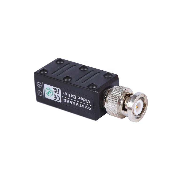 Mejor calidad conectable diseño CCTV <span class=keywords><strong>accesorios</strong></span> HY-109A-HD pasivo hd video balun