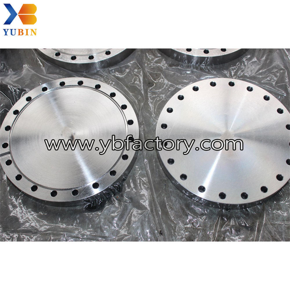 ANSI B16.5 carbon steel blind flange