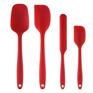 Personalized Heat-Resistant Spatula, Food-Grade Durable Silicone Spatula Set