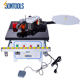 automatic portable curve edge bander banding tape machine