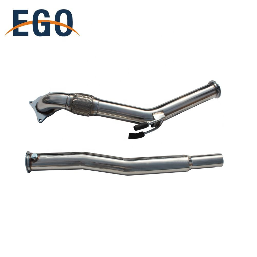 Escape Downpipe Turbo Para VW GOLF GTI JETTA AUDI A3 06-09 2.0 T FSI