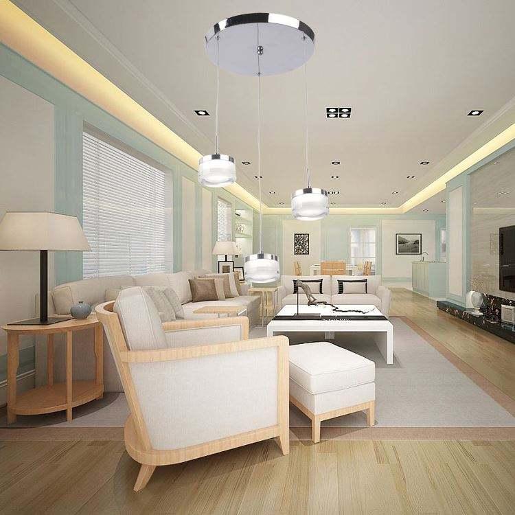 Sản xuất Tại Trung Quốc Nhôm Phòng Nhôm Vòng Mặt Dây Dẫn Đèn