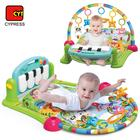 High Quality Musical Activity Gym Baby Play Mat Gym With Piano