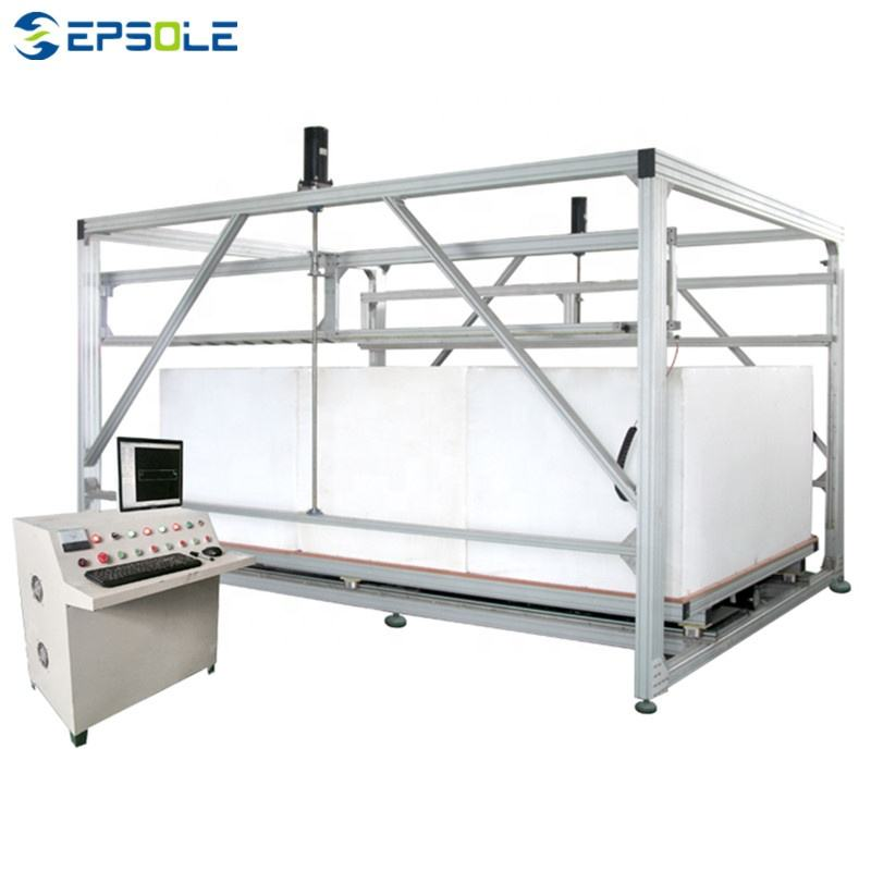 Fully Automatic Styrofoam 3d & 2d CNC Foam Cutting Machine For EPS Block