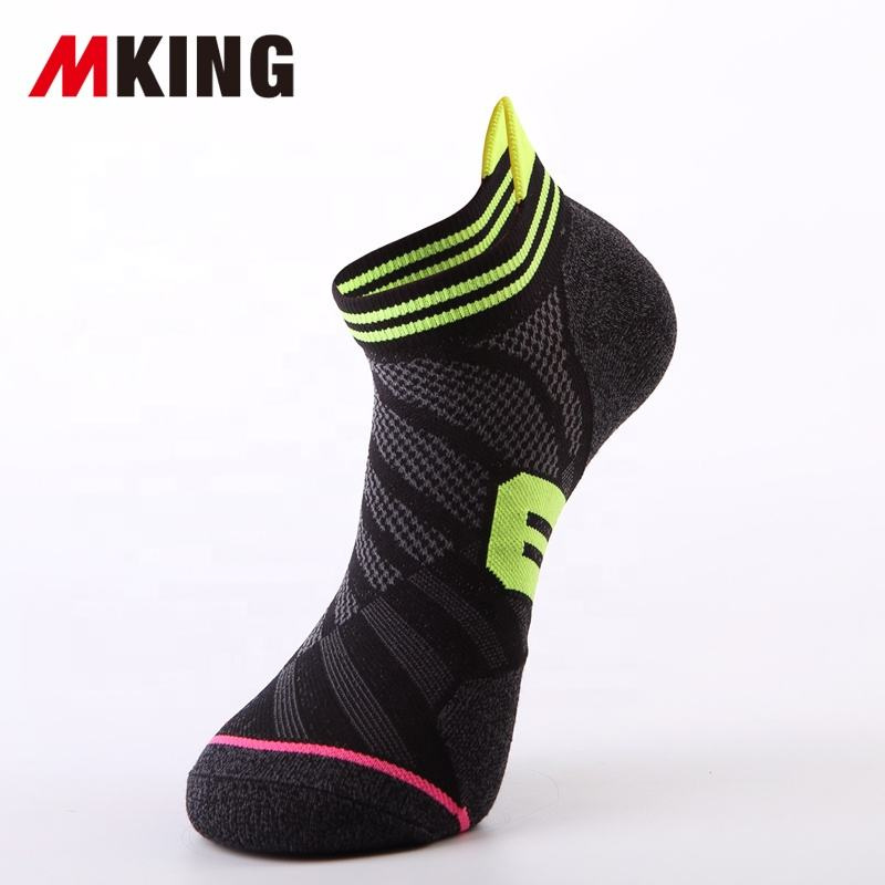 Wholesale Custom Men Women Calceta Ciclismo Athletic Sock Quick Dry Cycling Breathable Running Sport Socks