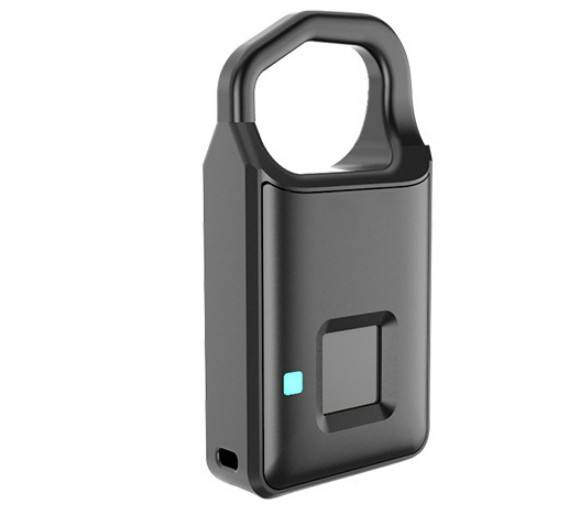 Safe And Reliable Luggage Touch Smart Fingerprint Padlock