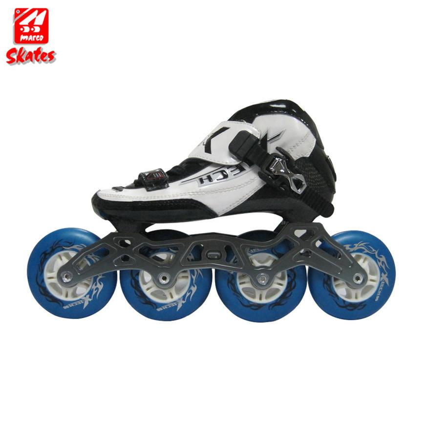 Facile Sul Tallone Professionale Pattini A Rotelle Scarpe Da Skate Inline Bont t Commercio All'ingrosso Registrabile Quad Pattini