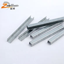 Construction Nail Furniture Staples 10J 1010J Series 20Ga 1006 1008 1010 1013 1016 Sofa Staple