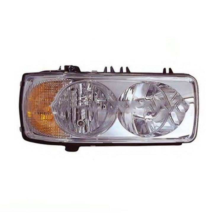 Wholesale products ABS housing material standard size 1832396 headlight For DAF trucks