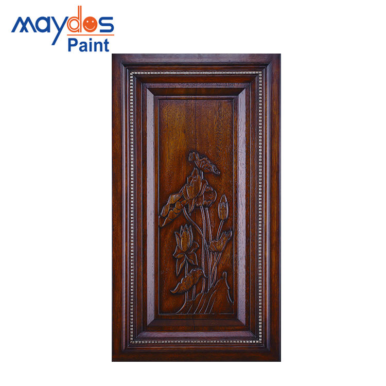 Maydos 2K Solid Colors Polyurethane Snow White Wood Stain Furniture Coating