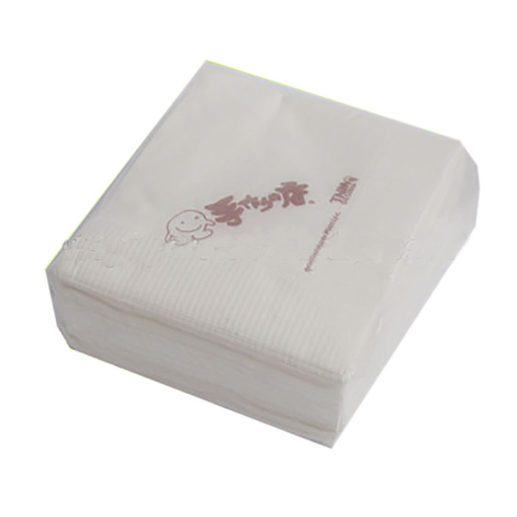 High quality extraction logo dinner napkin tissue