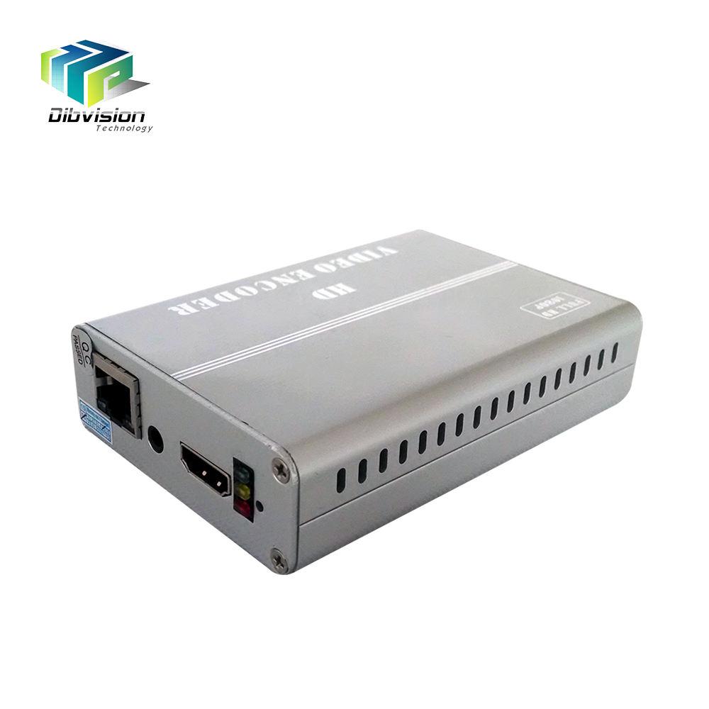 8 en 1 hd mi rtsp codeur avec hls m3u8 iptv, wowza rtmp serveur pour h264/hevc numérique tête de réseau vidéo iptv solution