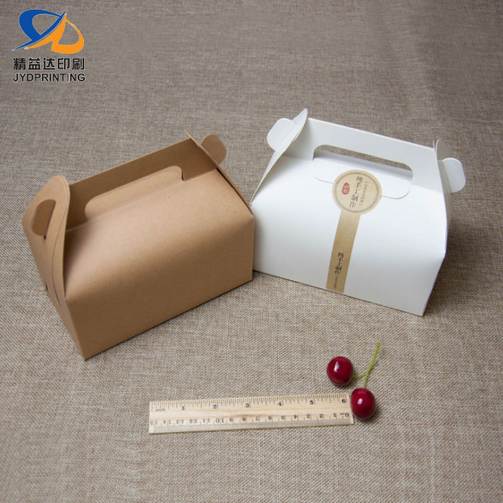Manufacture Custom Motorcycle Delivery Cardboard Frozen Food Packaging Cake Box