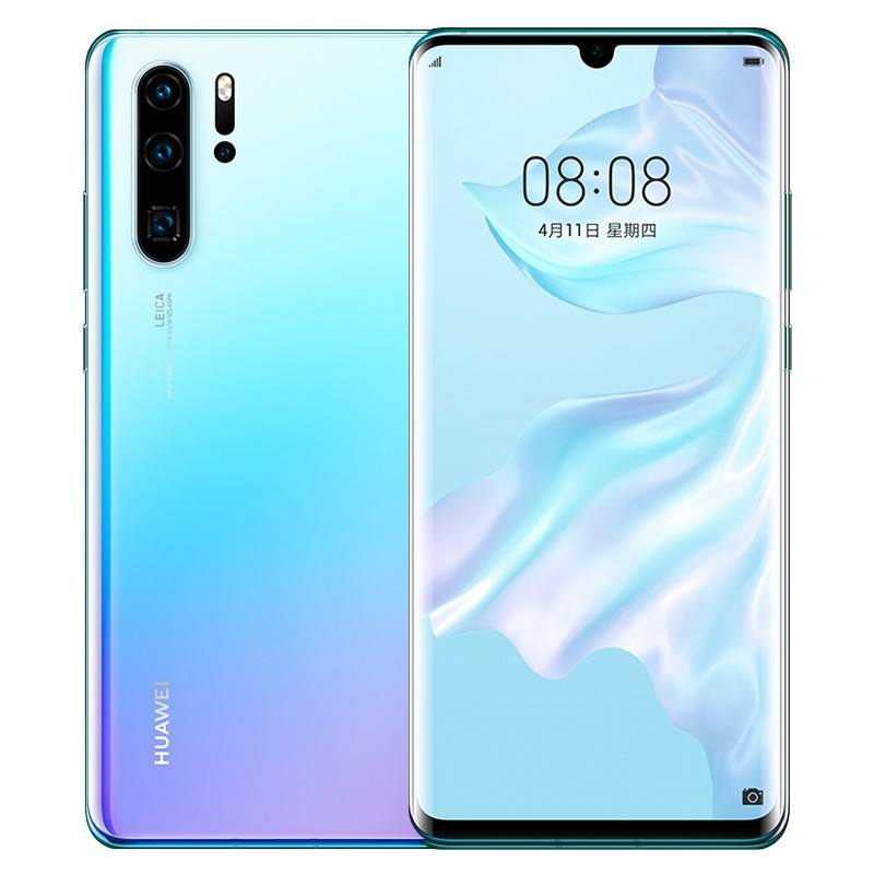2020 Baru Versi China PRESALE Huawei P30 Pro 6.47 Inci Dot-Notch Screen 8GB + 512GB EMUI 9.1 Android 9 Ponsel