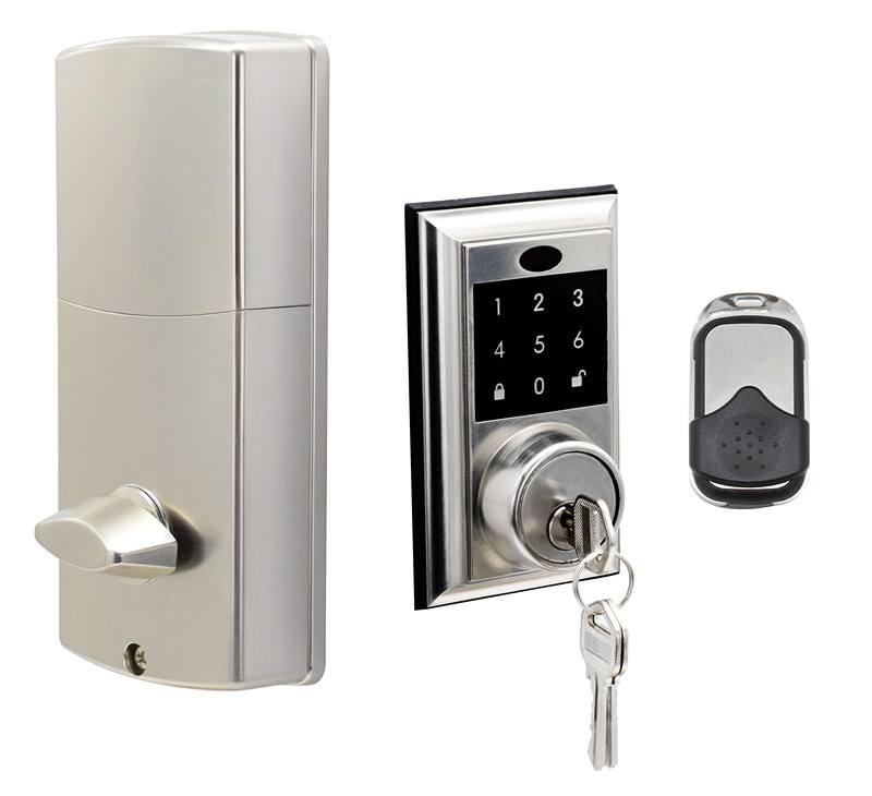 <span class=keywords><strong>Moda</strong></span> inicio puerta cerradura electrónica Digital cerradura de la puerta automática