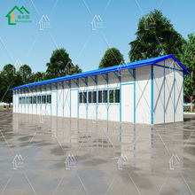 Pre Fabricated House Prefab Restaurant/Dormitory/Office Prefab House In Nepal Price For Sale Modern Prefabricated House