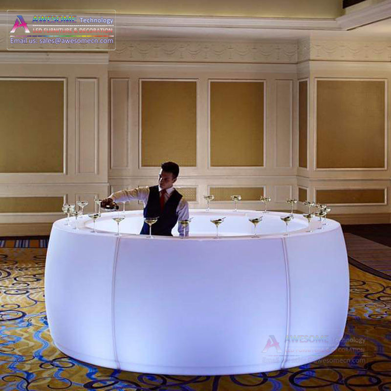 Lampu Led Mobile Bar/Led Bar Counter/Portable Bar Counter