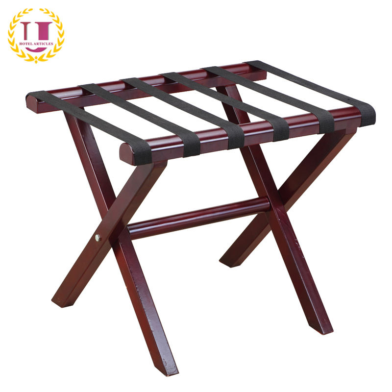 Hotel Luggage Rack Stands For Guest Bedrooms