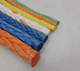 China 3-50mm braided ropes, PP, PE, POLYESTER, NYLON, COTTON ROPE