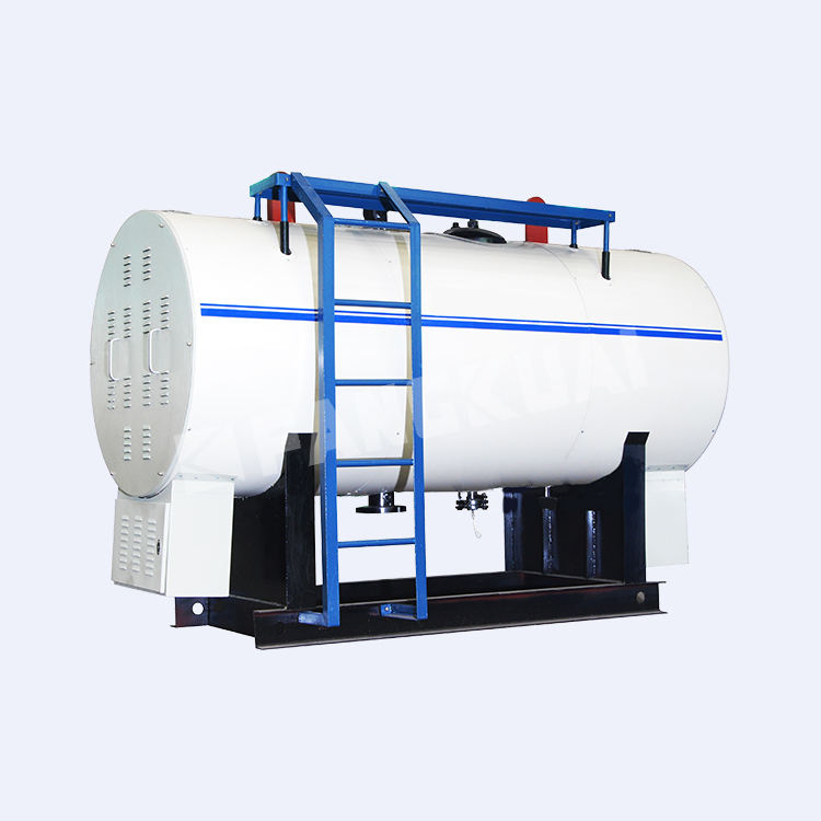 99% High Thermal Effciency Electricity Hot Water Heating Industrial Natural Gas Steam Boilers with exchanger element